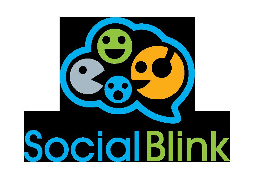 social blink logo